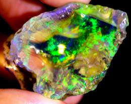 79cts Ethiopian Crystal Rough Specimen Rough / CR444