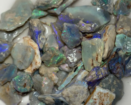 LOTS OF CUTTERS  ***POTENTIAL ROUGH OPALS#2706