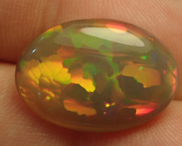 5.85ct. Blazing Welo Solid Opal