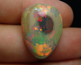 19.79ct. Blazing Welo Solid Opal