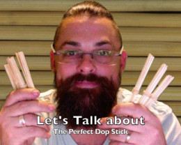 Dopping Sticks- Riley's Favourite- Pack of 10 [25421]