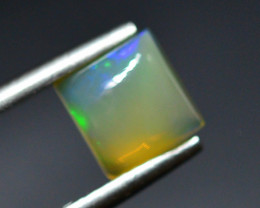 0.70 ct Natural Ethiopian Opal Cabochan / S