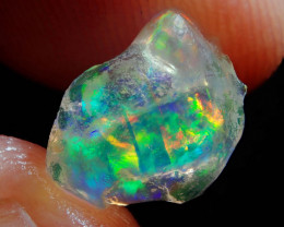 2.73ct -#A4 - Gamble Rough Mexican Opal