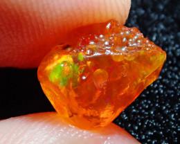 2.5ct -#A4 - Gamble Rough Mexican Opal