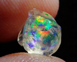 2.17ct -#A4 - Gamble Rough Mexican Opal