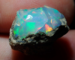 10.33ct -#A2 - Gamble Rough from Wello Dalanta
