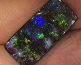 18.5ct 27x12.5mm Queensland Boulder Opal  [LOB-3079]