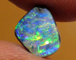 1.50 ct $1 NR Boulder Opal With Beautiful Multi Color
