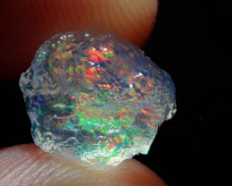 2.58ct -#A4 - Gamble Rough Mexican Opal