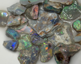 COLOURFUL ROUGH ***SELECT ROUGH OPALS TO CUT#27