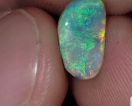 1.84ct Lightning Ridge Dark Crystal Opal