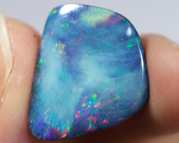Australian made Fire Shell   Opal Doublet OPJ 2667