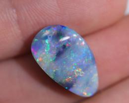 Australian made Fire Shell   Opal Doublet OPJ 2679