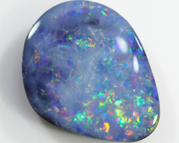 Australian made Fire Shell   Opal Doublet OPJ 26