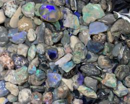 1700 CTs of Miners Offcuts & A Big Crystal Rub #2777