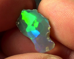 5.70 cts Ethiopian Welo PUZZLE CELLS polished opal N5 4,5/5
