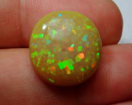 9.65ct. Confetti Pattern Welo Solid Opal