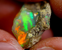 6cts Ethiopian Welo Rough Opal / WR831
