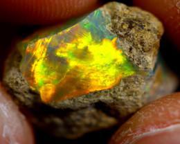 6cts Ethiopian Welo Rough Opal / WR861