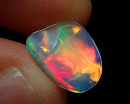 0.87ct Blazing Welo Solid Opal