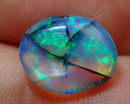 1.82ct  Blazing Welo Solid Opal
