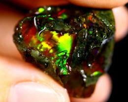 43cts Ethiopian Crystal Rough Specimen Rough / CR517