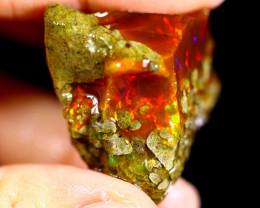 76cts Ethiopian Crystal Rough Specimen Rough / CR519