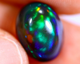 4.17cts Natural Ethiopian Welo Opal / BF760