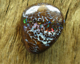 6cts, BOULDER MATRIX OPAL~WHOLESALE!