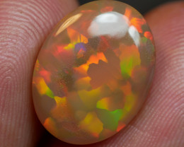 4.55 CT NATURAL BROWN WELO PUZZLE OPAL