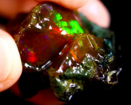 51cts Ethiopian Crystal Rough Specimen Rough / CR547
