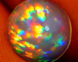 1.32 CT Fire Ball !!  Welo Ethiopian Opal-GB452