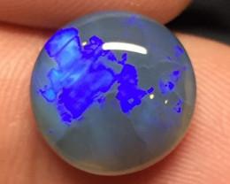 5,67 ct - Dark opal from Lightning Ridge - LR339