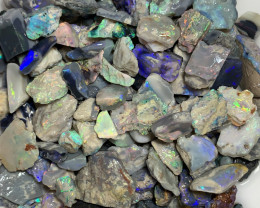 MINERS OFFCUTS FULL OF COLOURS******* 800 CTs #2808