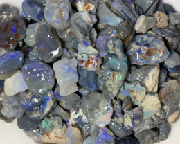 1500 CTs of Lightning Ridge Potential Rough Opals#2820