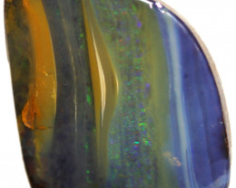 $1.90 PER CARAT BOULDER OPAL-WELL POLISHED [BMA9266]