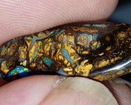 10.27 Ct Boulder Opal from Yowah
