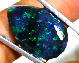 10.65-CTS BLACK OPAL RUB DT-A609