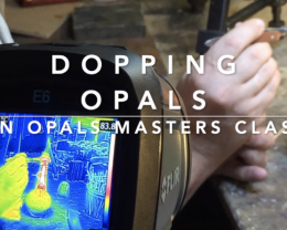 Opal Dopping Masters Class- nn Opals