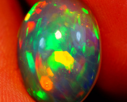 3.68 CT Extra Fine Quality  Honey Comb!! Welo Ethiopian Opal-GB695