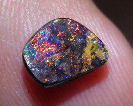 1.30 ct $1 NR Boulder Opal With Beautiful Multi Color