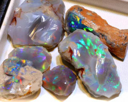 120 -CTS QUALITY  BLACK OPAL ROUGH  L. RIDGE  DT-A755