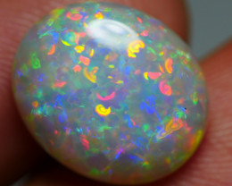 4.80crt BRILLIANT BRIGHT PATERN DARK BASE WELO OPAL -