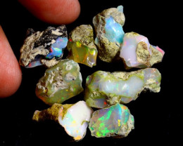 56cts Ethiopian Welo Rough Opal / BF767