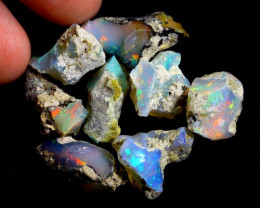 49cts Ethiopian Welo Rough Opal / BF766