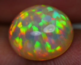 3.60 CRT PERFECT RIBBON PUZZLE MOTIF BALL DELUXE COLOR WELO OPAL