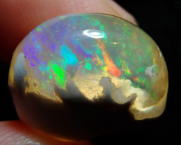 13ct Mexican Matrix Cantera Multicoloured Fire Opal