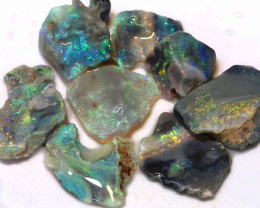 33.40 -CTS  BLACK OPAL ROUGH  PARCEL  L. RIDGE  DT-A837