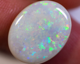 8.50 ct SOLID LIGHT OPAL LIGHTNING RIDGE NATURAL GEM COPA250120