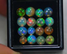 4.61Ct Natural Ethiopian Welo Opal Lot JA1501